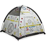 """Pacific Play Tents Kids Space Module Dome Tent for Indoor / Outdoor Fun - 48"""" x 48"""" x 42"""""""