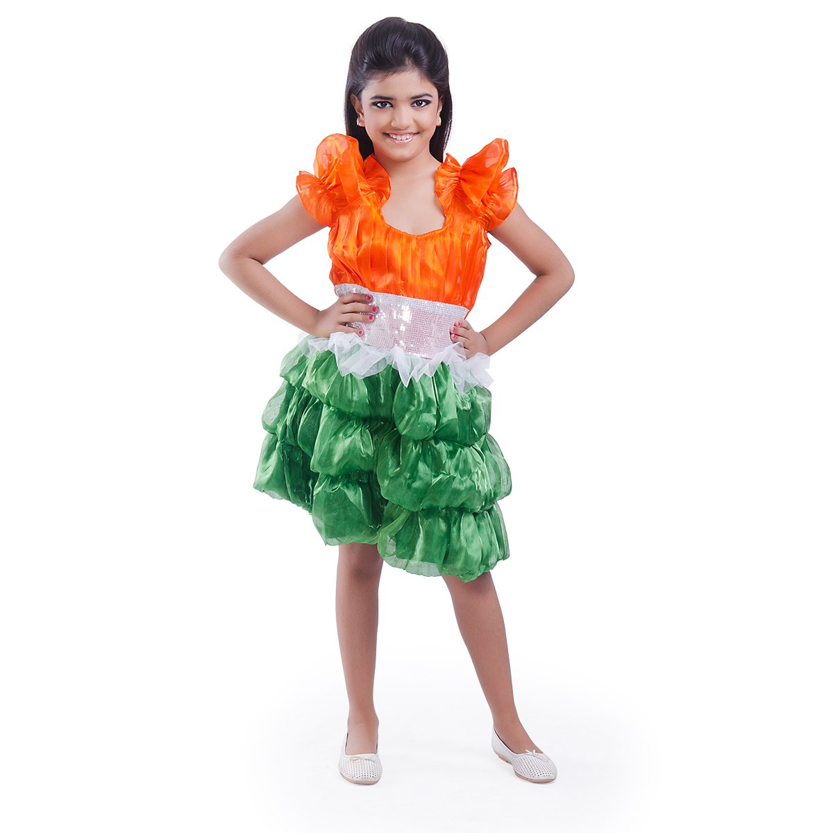 Independence Day Dress For Baby Girl in India 2021