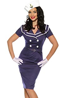 Kleid navy style