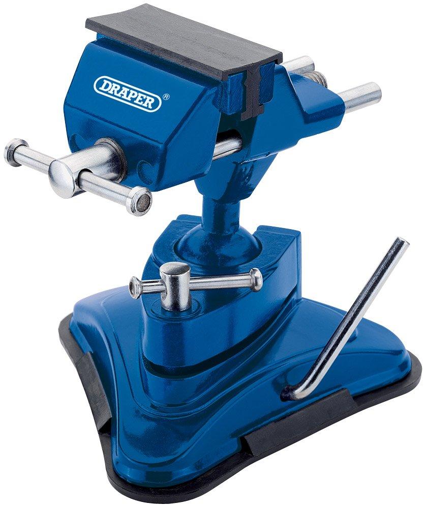 Draper 45245 Vakuum-Schraubstock f/ür den Tisch 73/mm