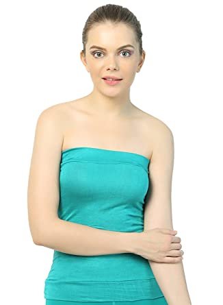 96a02e5111 Familina Bralette Bra Sexy Tube Top Camisole for Women Girl Ladies Female  Solid Colour Non-
