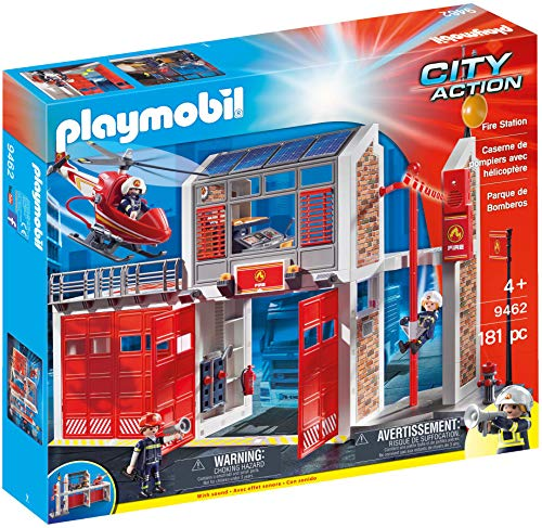 PLAYMOBIL® Fire Station