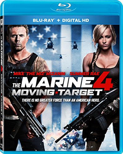 Marine 4: Moving Target, The Blu-ray w/ Dhd
