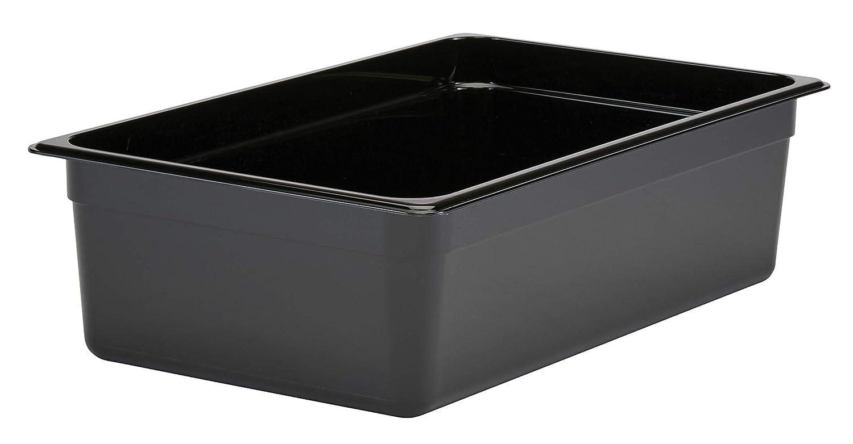 Cambro 16CW110 Camwear Black Full Size 6