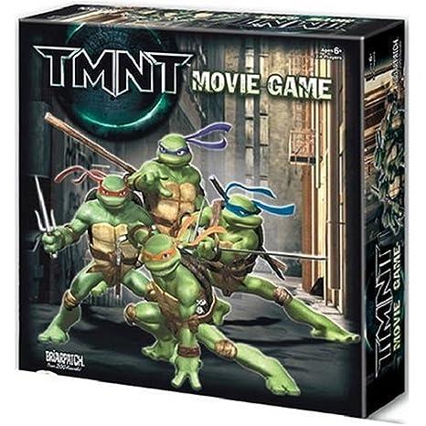 Amazon.com: Teenage Mutant Ninja Turtles: The Movie Game ...