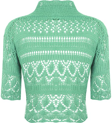 Manche Courte Crochet WearAll WearAll Tricot Manche qn8aEttf
