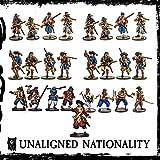 Blood & Plunder: Unaligned Nationality Set