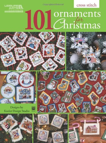 Leisure Arts 101 Ornaments For Christmas product image