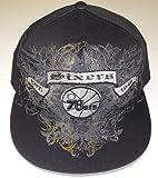 Philadelphia 76ers Flat Visor Flex Adidas Hat Size 6 7/8 7 1/4 (S/m)
