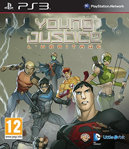 (Young Justice: Legacy (PS3) by Little Orbit)