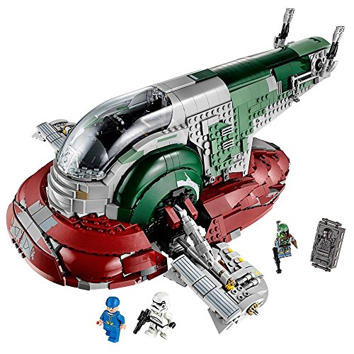 LEGO Star Wars Slave I 75060 Star Wars Toy by LEGO (Image #5)
