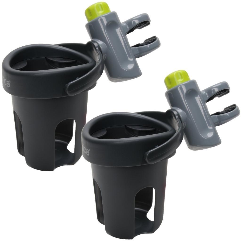 Brica Drink Pod, Gray - 2 Pack