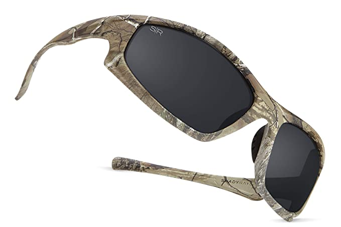 98ad00e515 Image Unavailable. Image not available for. Color  Shady Rays X Series  Realtree Sunglaases Polarized ...