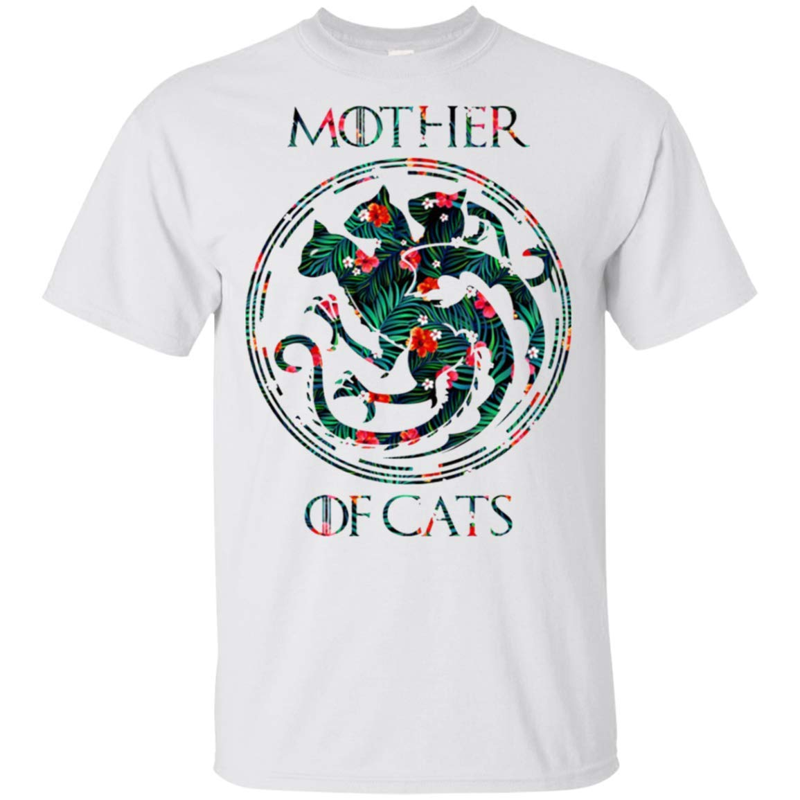 Amazing Mother Of Cats Shirt G200 T Shirt 1307