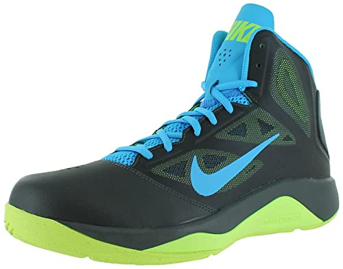 new styles 9cdd7 9c769 Nike Dual Fusion BB Men s Basketball Shoes Sneakers Black Size 13  Apparel