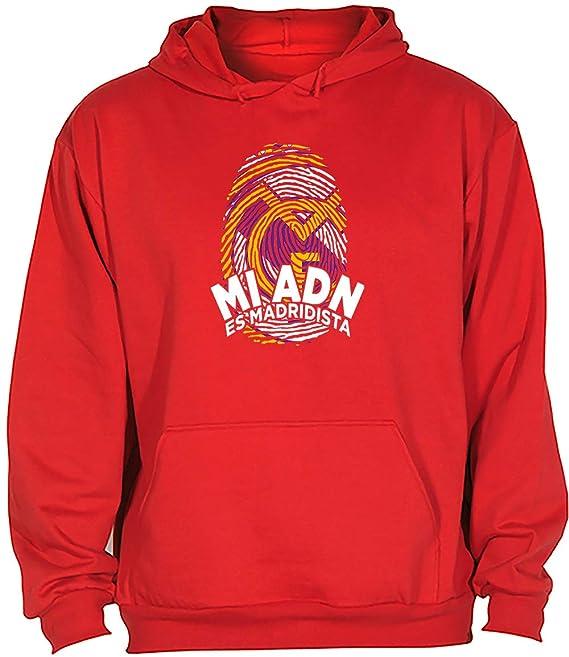 Sudadera Adulto/niño ADN Madridista Camisetas del Real Madrid: Amazon.es: Ropa y accesorios