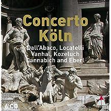 Concerto Koeln [Importado]
