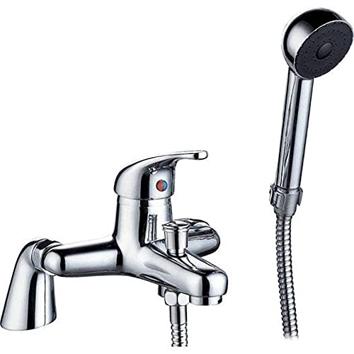 Nice GrandTapz(TM) Single Lever Chrome Bathroom Bath Mixer Tap With Shower  Attachment (Aero