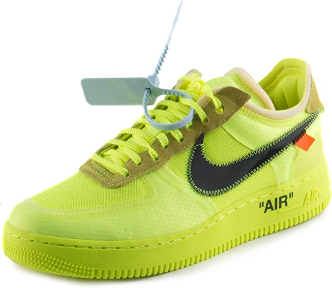 Nike Air Force 1 Low x Off White - Volt