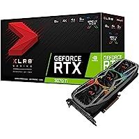 PNY GeForce RTX™ 3070 Ti 8GB XLR8 Gaming ReVEL EPIC-X RGB™ karta graficzna z potrójnym wentylatorem