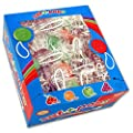 Saf-T-Pops 100 ct box - assorted flavors