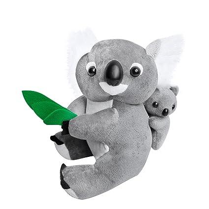 Amazon Com Cute 10 2 Tall Koala Stuffed Animals Plush Toy Soft