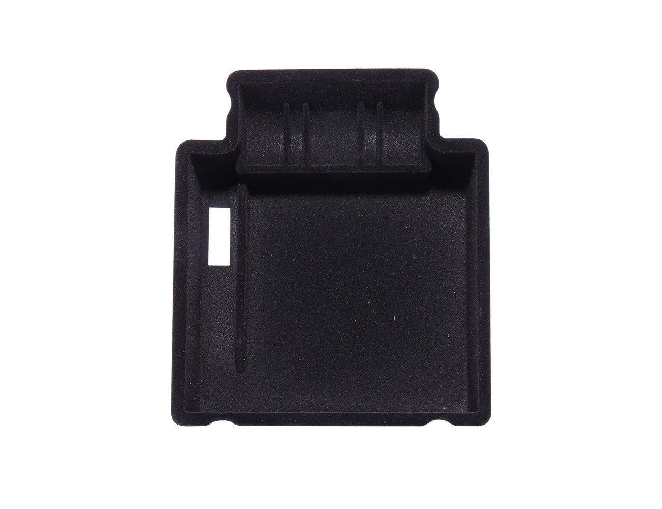Accessorio per veicolo interno per auto, per Macan 2014-2017, portaoggetti per braccioli portaoggetti per telefono portaoggetti in pelle scamosciata, 1 pz/set ACCEMOD