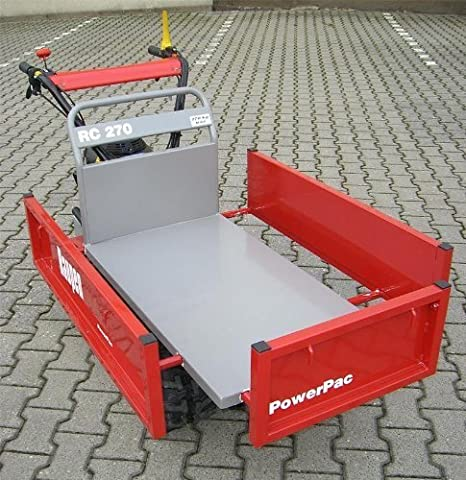 Powerpac Rde500 Akkudumper Elektro Raupendumper Dumper 2018 Gute QualitäT Das Original