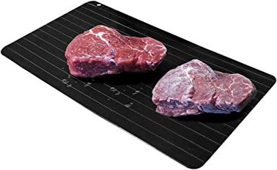 Evelots Meat Defrosting Tray