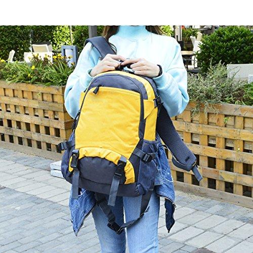 purpose Outdoor Travel Laidaye Backpack Shoulder Business Multi Leisure Blue wRHqUROS