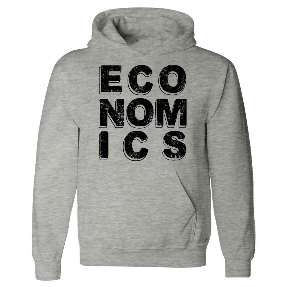 Hoodie Stuch Strength Funny Economics Finances Money Currency Business Supply Demand Humor