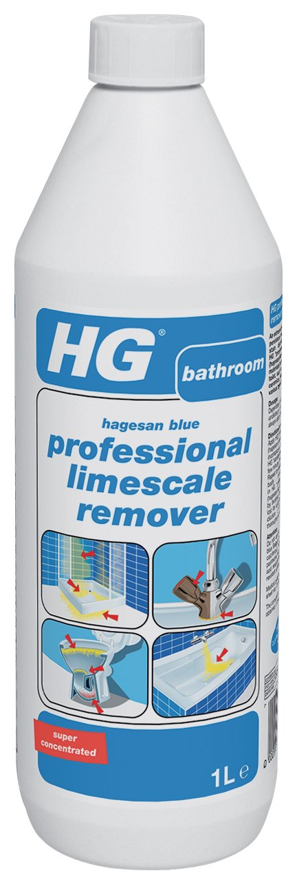 HG Professional Limescale Remover 1L - The most powerful ...
