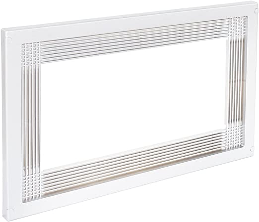 Emuca 8934715 Marco para encastrar microondas en mueble de 60cm en ...