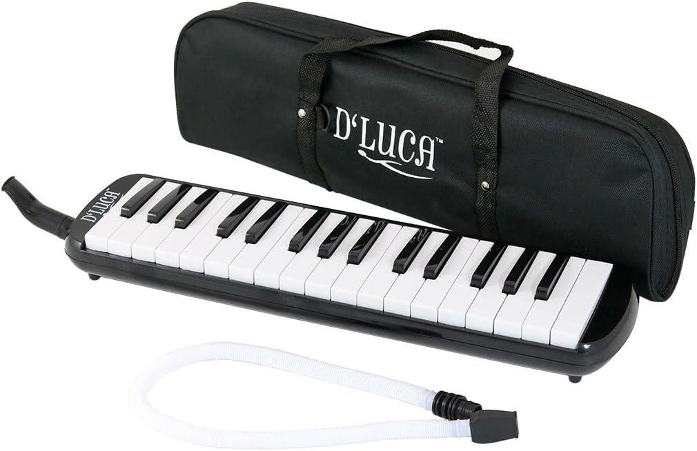 D luca negro 32 Clave melódica con Gig Bag