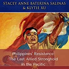 Philippines' Resistance: The Last Allied Stronghold in the Pacific Audiobook by Klytie Xu, Stacey Anne Baterina Salinas Narrated by Megan Scharlau