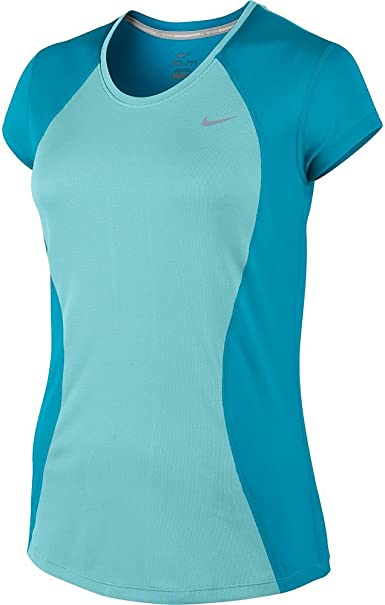 Cuestiones diplomáticas Locura Bombero  Shopping > nike dri fit running t shirt