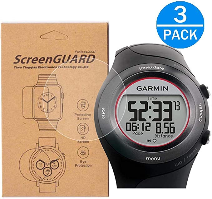 for Garmin eTrex GPS Screen Protector Screen Protector,Full Coverage Screen Protector HD Clear Anti-Bubble and Anti-Scratch SINO-SKY For Garmin etrex 10 20 30 30X 3-Pack