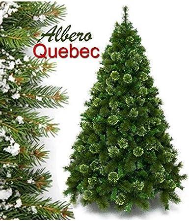 Albero Di Natale Quebec.Albero Quebec 210 Cm Amazon It Casa E Cucina