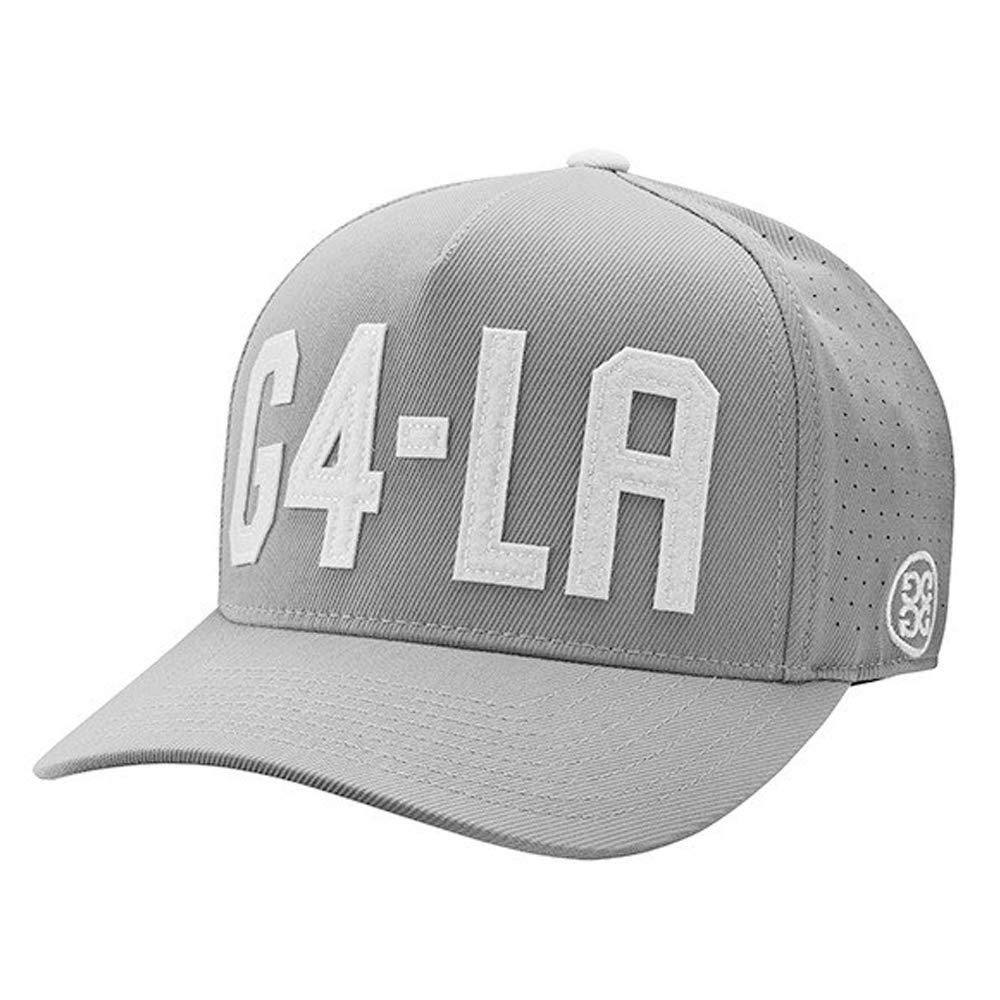 Gfore G4 LA スナップバックゴルフキャップ One Size Fits All チャコールグレー B07MF2NR7G