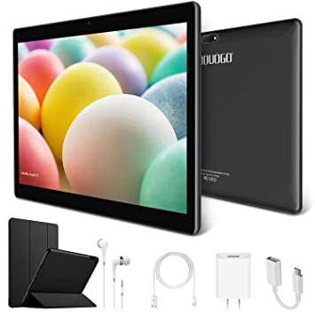 Tablets Android 7.1 DUODUOGO G10 32GB ROM 2GB RAM 3G Tablet 10 Pulgadas HD 1280*