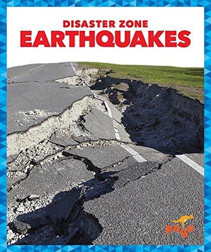 Earthquakes (Pogo Books: Disaster Zone)
