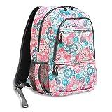 J World New York Dexter Laptop Backpack, Blue Raspberry