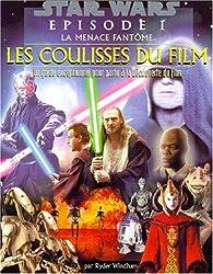 La Menace fantôme : les coulisses. Star Wars en photos