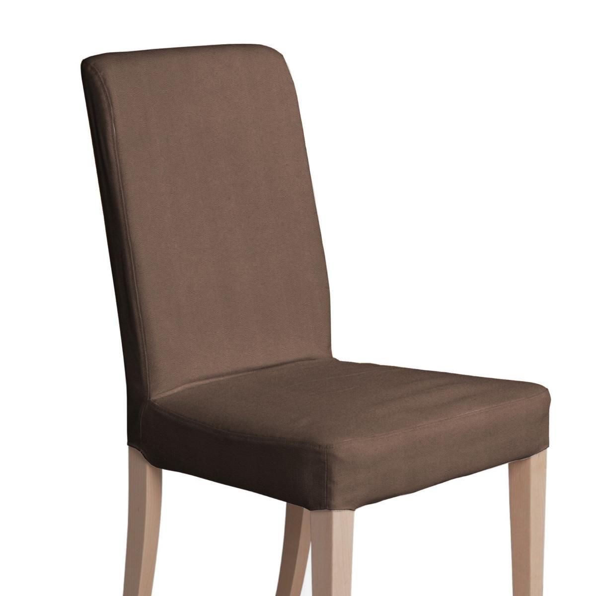 Pimp your Couch Henriksdal Stuhl Bezug - Kunstleder Latigo [Cappuccino]