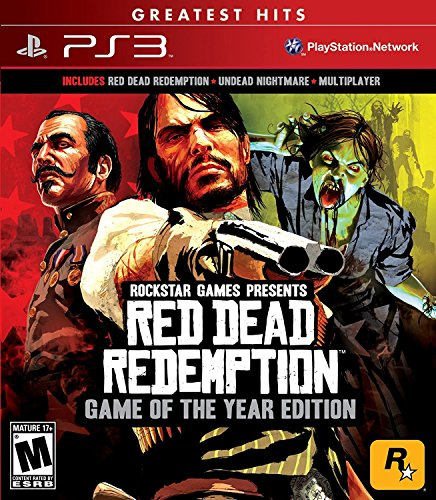 Red Dead Redemption Game of the Year (Best Zombie Games For Ps3)