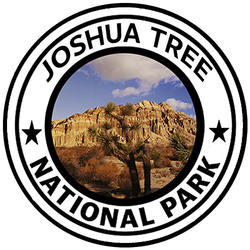 Rogue River Tactical Joshua Tree National Park Sticker 5