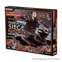 Dungeons & Dragons Dice Masters Faerun Under Siege Collector's Box