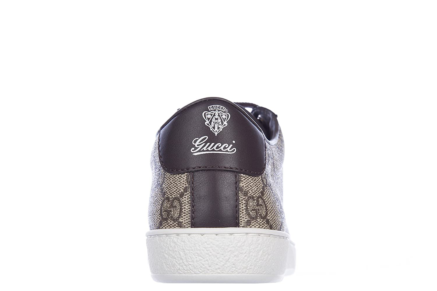 Amazon.com: Gucci Womens Shoes Trainers Sneakers Fabric gg Supreme mirò Soft Brown US Size 8 323793 KHN80 9760: Shoes