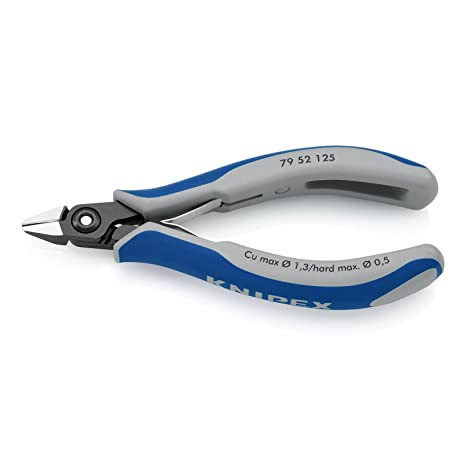 Knipex 79 52 125 - Alicates De Corte Diagonal