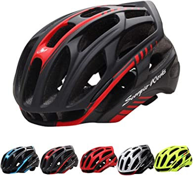 KuaiKeSport Adulto Casco Ciclismo,CE Certified- Unisexo Super ...